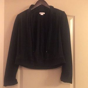 Helmut Lang Black Jacket sz 0